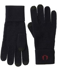Fred Perry - Merino Wool Gloves - Lyst