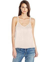 Vince - Wide Strap Cami - Lyst