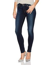 Hudson Jeans - Nico Midrise Ankle Super Skinny - Lyst