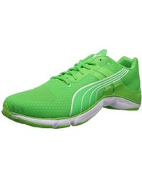Lyst - PUMA Mobium Elite Glow Running Sneakers in Orange for Men 925859441