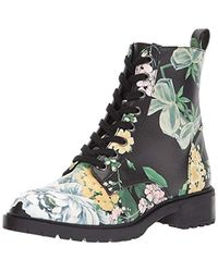 Steve Madden - Officer Combat Boot - Lyst