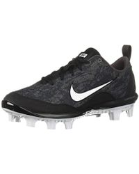 0887464871a Nike Force Zoom Trout 5 Pro Mcs Men s Baseball Cleats in Gray for ...