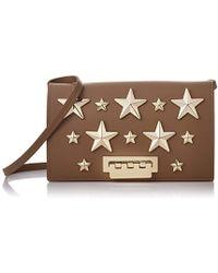 3b51f36c7dfd Lyst - Dior Rainbow J a Handbag Strap With Engraved Metallic Stars