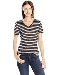 Calvin Klein - Jeans Black & White T-shirt - Lyst