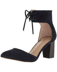Adrienne Vittadini Footwear Nicole D'orsay Pump - Blue