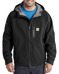 0a00016b5e1a Carhartt - Big And Tall Big   Tall Force Extremes Shoreline Vortex Jacket -  Lyst