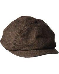 d13e2c0b9 Polo Ralph Lauren Knit Wool-blend Hat in Gray for Men - Lyst