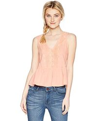Roxy - First And Only Top - Lyst