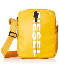 DIESEL - Boldmessage F-bold Small Cross Bodybag, - Lyst