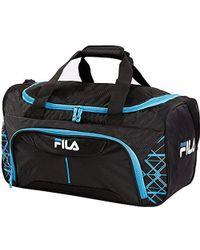 Fila - Fastpace Small Sports Duffel Bag Gym Bag - Lyst 271d07dddc77d