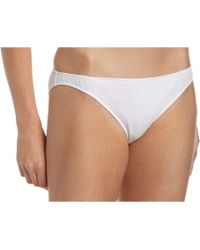 Only Hearts - Organic Cotton Bikini Panty - Lyst