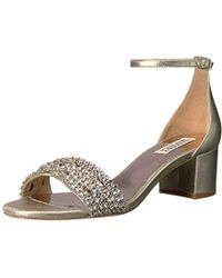 779336060ac8 Lyst - Via Spiga Platform Wedge Sandals - Bloomingdale S Exclusive ...