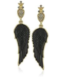 House of Harlow 1960 - The Avium Statement Drop Earrings - Lyst