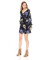 Ramy Brook - Milene Floral Printed Dress - Lyst