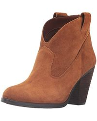 Vince Camuto - Hadrien Ankle Bootie - Lyst