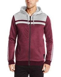 047c2f255753 Lyst - Champion S700 9 Oz. Double Dry Eco Pullover Hood Maroon L in ...