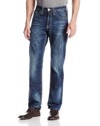 Stetson - Embroidered X Back Pocket S Collection- - Lyst