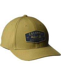 36b0ed9f8d5 Lyst - Columbia Cascades Explorer Ball Cap in Black for Men - Save 29%