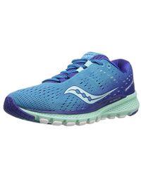 Saucony Breakthru 3 Sneaker in Blue Lyst