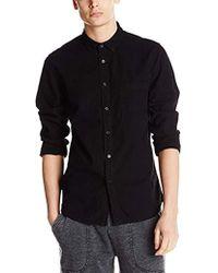 Alternative Apparel - Industry Chambray Shirt - Lyst