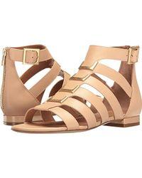 Calvin Klein - Estes Gladiator Sandal - Lyst
