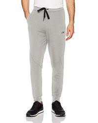 f5562fbec6f1 Lyst - Topman Space Dye Jogger Pants in Black for Men