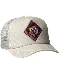 O'neill Sportswear - Wild Heart Corduroy Tucker Hat - Lyst