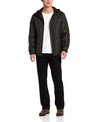 Victorinox - Lightweight Davos Quilted Hooded Jacket - Lyst