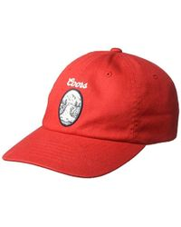 422ecd02404 Brixton - Coors Filtered Low Profile Unstructured Adjustable Hat - Lyst