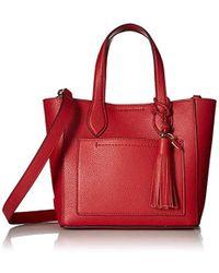 26fd7556435 Cole Haan Handbag Vintage Valise in Blue - Lyst