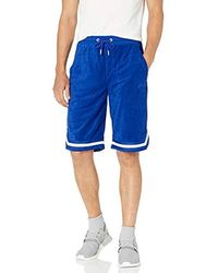 Sean John - Terry Cloth Shorts - Lyst