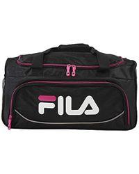 56f072b262d Cynthia Rowley Alex Duffel Bag in Black - Lyst