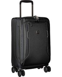 Victorinox - Werks Traveler 6.0 Frequent Flyer Softside Carry-on Spinner - Lyst