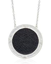 The Sak - Large Inlay Pendant Necklace - Lyst