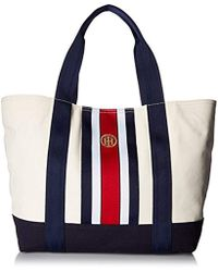 Tommy Hilfiger - Bag For Canvas Item Tote - Lyst
