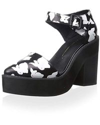 INTENTIONALLY ______ - Mercury Platform Sandal - Lyst