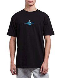 Volcom - Dimensional Short Sleeve Basic Fit Tee - Lyst