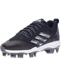 23981e083212b Lyst - adidas Freak X Carbon Mid Softball Shoe in Black for Men ...