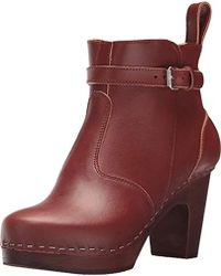 Swedish Hasbeens - 465 Ankle Boot - Lyst