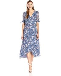 Ella Moss - Dreamer Wildflower Midi Dress - Lyst