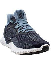 1a69d583d Lyst - adidas Alphabounce Beyond Knit Running Shoe for Men