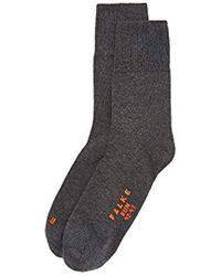 Falke - Run Cotton Blend Socks - Lyst