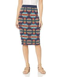 Pendleton Chief Joseph Sweater Skirt - Multicolor