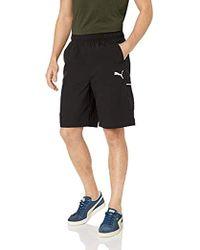 4dd03abafbde Lyst - Puma Bmw M Motorsport Sweat Shorts in Black for Men
