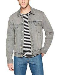 Calvin Klein - Jeans Denim Trucker Jacket - Lyst