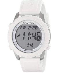 Nautica - Unisex N09926g Nsr 100 Digital Watch - Lyst