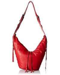 Ash - Zander Hobo, Red - Lyst