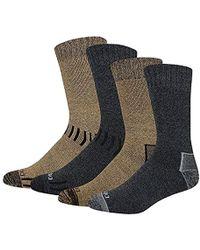 Dickies - Season Marled Moisture Control Crew Socks Multipack - Lyst