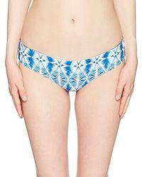 f8b7808fcd Rip Curl Beach Bazaar Bralette Bikini Top in Blue - Lyst