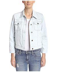 Joe's Jeans - Western Cropped Jacket - Lyst